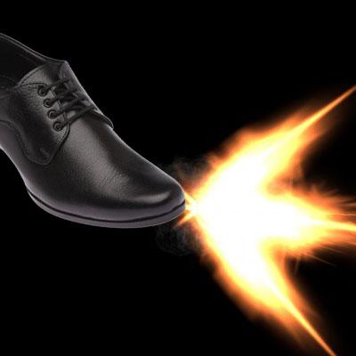 Shoe Flasher