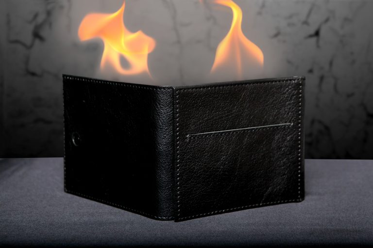 OneTouch Fire Wallet